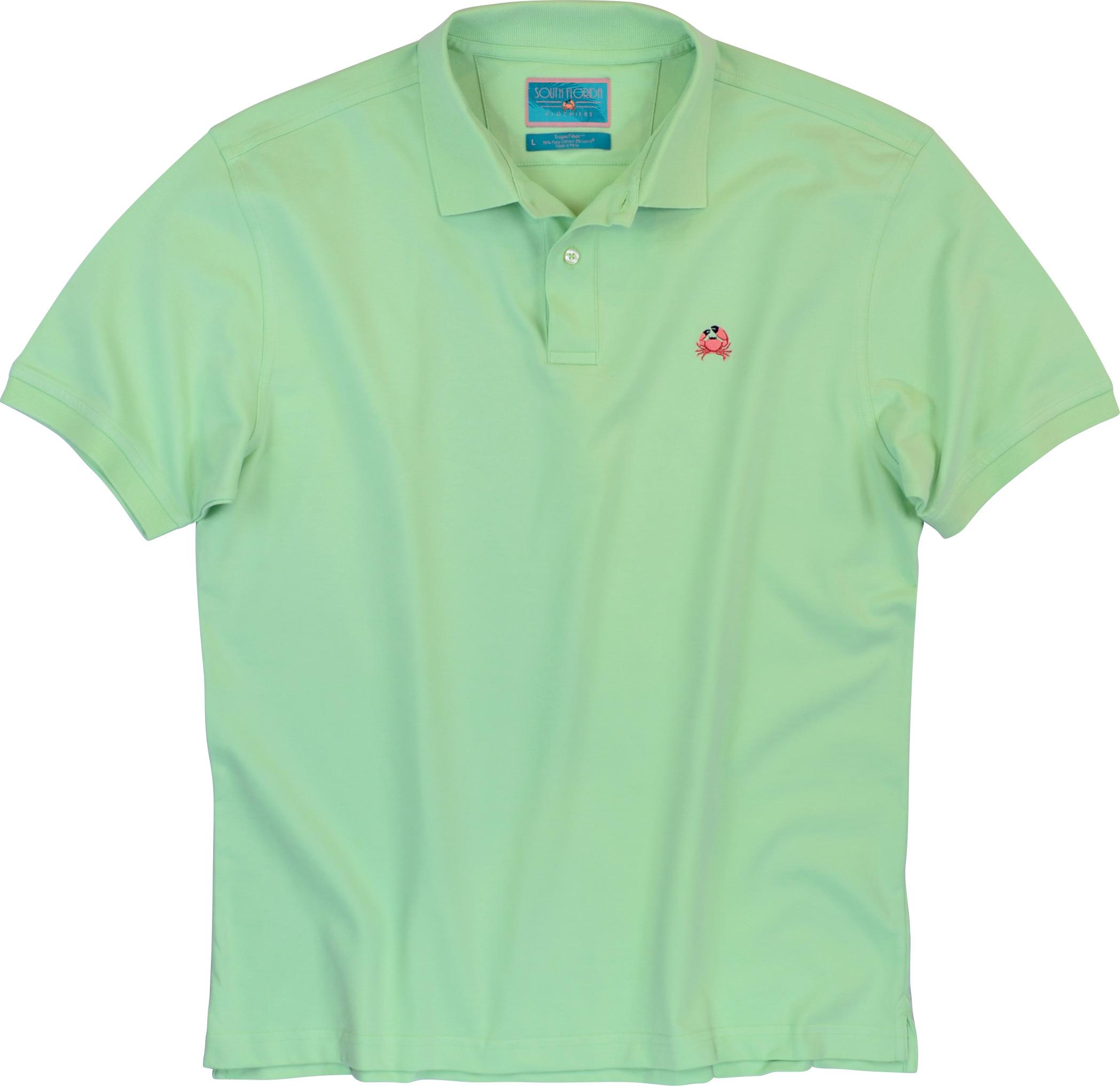 Tropicfiber Pique Polo Shirt South Florida Clothiers South