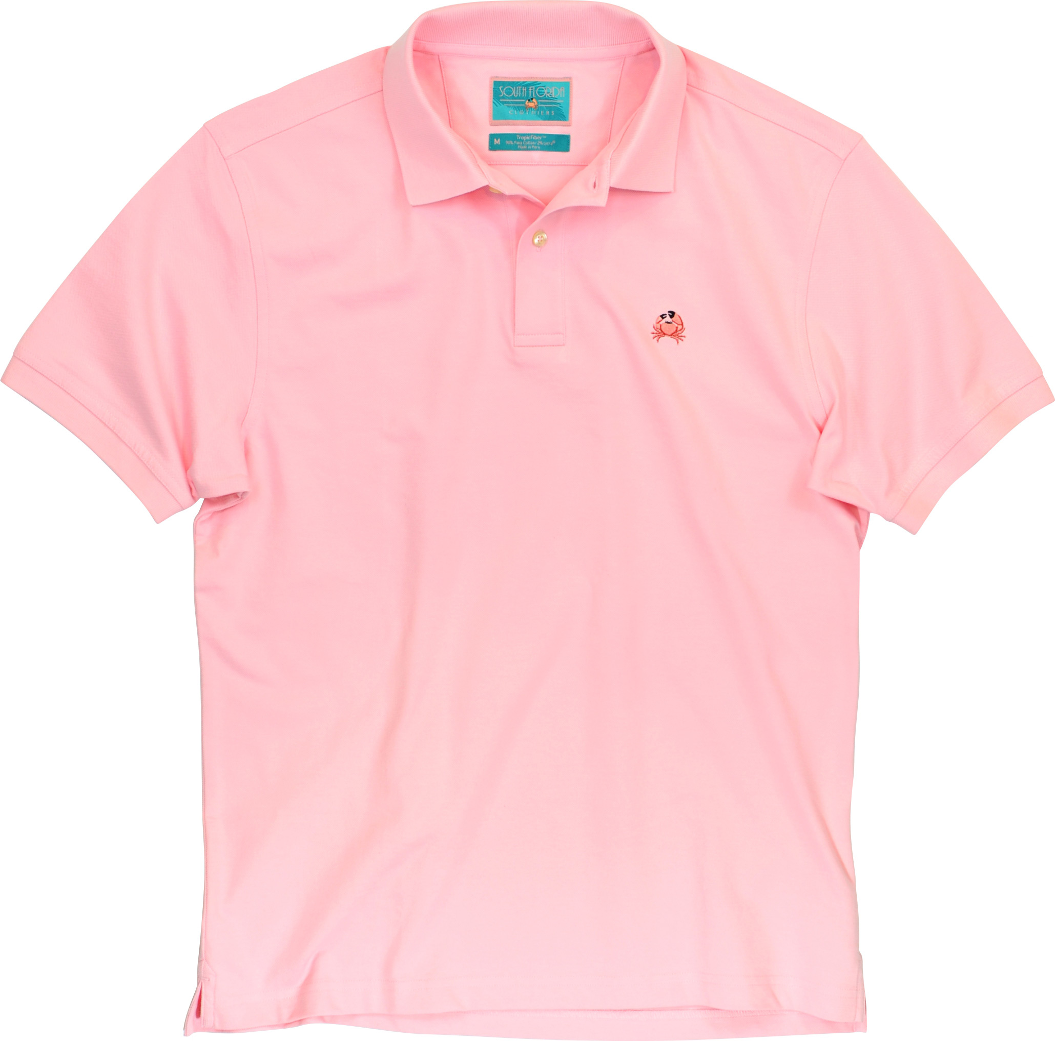 Tropicfiber Pique Polo Shirt South Florida Clothiers
